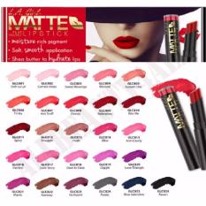 La Girl Matte Velvet Sunset Chic Lipstick Lipstik - GLC812