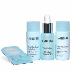 Laneige WPR KIT White Plus Renew Trial Kit isi 4 / WPR Original essence EX 7ml dkk