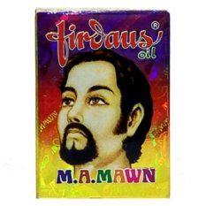 MA Mawn Firdaus Oil 20ml - Minyak Herbal Penumbuh Rambut, Jenggot, Kumis, Jambang - 20 ML