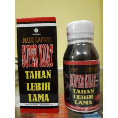 Madu Lanang Super Kuat 10X Obat Herbal Pria
