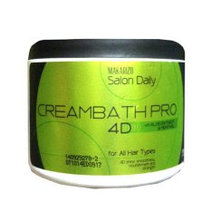 Makarizo Creambath Pro 4D 500gr