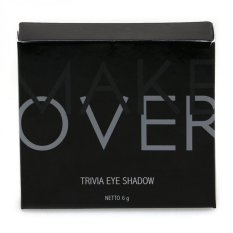 Make Over Eyeshadow Trivia Black Goddiva