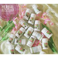 Manjakani Momo Herbal Untuk Perawatan Kewanitaan - isi 50 butir