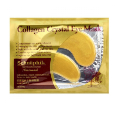 Masker Mata Collagen Gold Eye Crystal Collagen Mask 20 Pasang