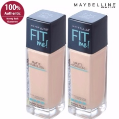 Maybelline Fit Me Matte + Poreless Liquid Foundation 220 NATURAL BEIGE