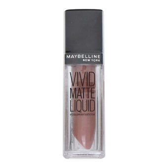 Maybelline Lipstick Color Sensational Liquid Vivid Matte 12