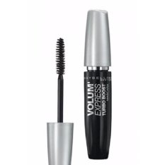Maybelline Volum' Express Turbo Boost Waterproof Mascara - Hitam