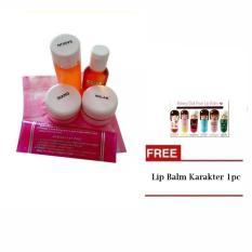 Mesh Cream HN Original Hetty Nugrahati 15gr FREE Lip balm karakter 1pc