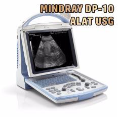Mindray DP-10 Alat USG 2D Teknologi Doppler