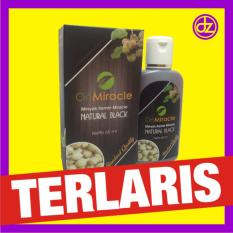 Minyak Kemiri Miracle Natural Black Penumbuh Rambut Alami Herbal Ampuh