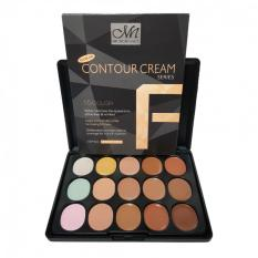Mn Pro 15 Color Contour Cream Series - 1Pcs