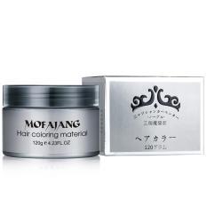 Mofajang Pomade Wax Rambut Warna 120g