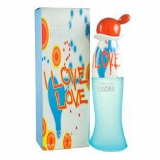 Moschino I Love Love For Women 100ml