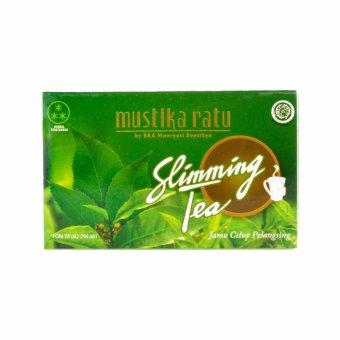 Mustika Ratu Slimming Tea (Isi 15) | Lazada Indonesia