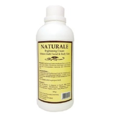 Naturale Brightening Cream - White Dark Facial & BodySkin - 1000gram