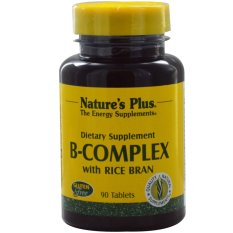 Nature's Plus B Complex isi 60 tablet