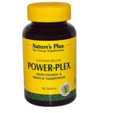 Nature's Plus, Power-Plex, Multi-Vitamin & Mineral, 90 Tablets