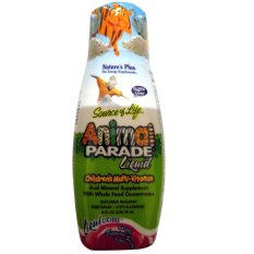 Nature's Plus Sol Animal Parade Liquid - 236.56 ml / 8 OZ