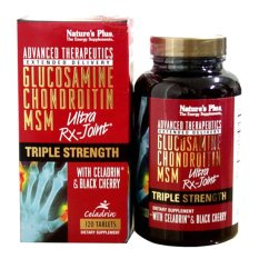 Nature's Plus Ultra RX Joint Triple Strength - 120 Tablet