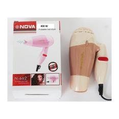 Nova Hair Dryer N-662 Hair Dryer - Gold