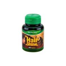 Nutrimax Hair Shine Solusi Kerusakan Rambut - Isi 60 Tablet