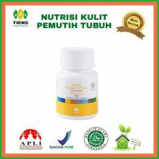 Nutrisi kulit PEMUTIH TUBUH ( Vitaline 10 kaps )