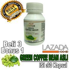 Obat Diet Herbal Pelangsing Alami Green Coffee Bean