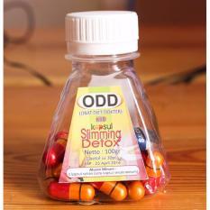 ODD Obat Diet Dokter - KSD Kapsul Slimming Detox