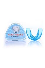 OEM Blue Teeth Orthodontic Trainer Alignment Dental Appliance ToolFor Adult