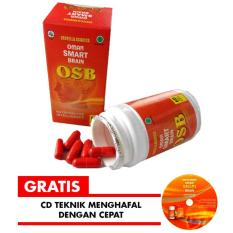Omar Smart Brain Vitamin Otak OSB