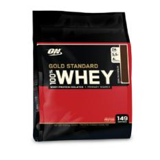 Optimum Nutrition 100% Whey Gold standard - Chocholate [10 Lbs]
