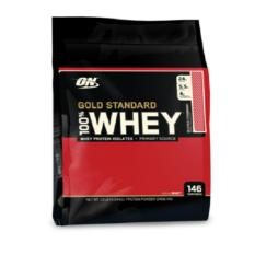 Optimum Nutrition 100% Whey Gold standard - Strawberry [10 Lbs]