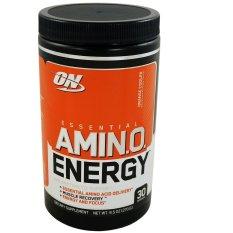 Optimum Nutrition Amino Energy - Concord energy - Isi 30
