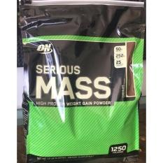Optimum Nutrition Serious Mass Gainer 2lb Eceran Repack