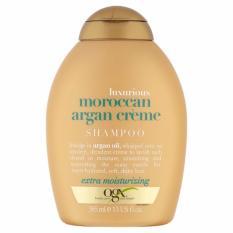 Organix Morrocan Argan Creme Shampoo - 385 ML
