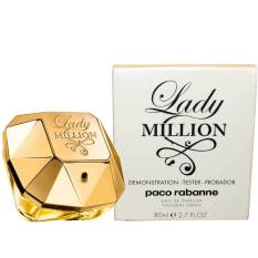 Paco Rabanne Lady Million Woman (Tester) - 80 ML EDP