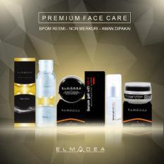 Paket Wajah ELMADEA plus Lightening Serum