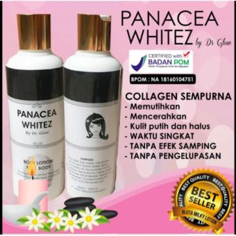 Panacea Whitez Lotion Pemutih BPOM 250ml