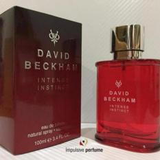 Parfum Pria David Intense Instinct - 100ml