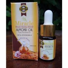 Pemerah Bibir Alami Herbal, Penghilang Kantung Mata, Obat Mata Panda, MInyak Almond