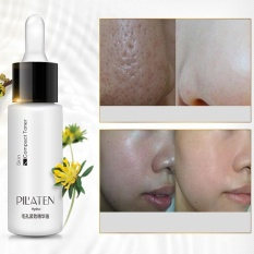 PILATEN Compact Toner Face Skin Essence Freshness Facial Nourishing Firming Pore - intl