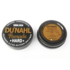 Pomade Dunahl Du'nahl Hard Heavy Hold Oilbased Oil Based + Free Sisir Saku