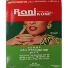 Rani Kone/Henna Kuku Merah (Kecil)