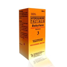 Rdl Hydroquinone Tretinoin Solution 3