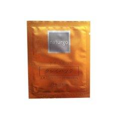 Shiseido Naturgo / Masker Lumpur - 1 Pcs