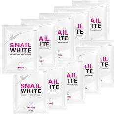 Snail White Mask / Masker Wajah - 10 Sachet