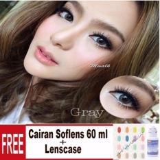 Softlens Newbluk Free Cairan Soflens 60 ml + Lenscase