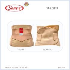 Stagen Korset Pelangsing Perut Sorex 2501