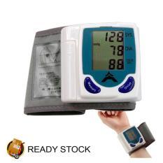 Taffware Alat Pengukur Tekanan Darah Tensimeter Digital Portabel Garansi 1 Bulan - Putih