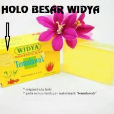 Temulawak Sabun Widya Holo Emas Isi 5 Pcs